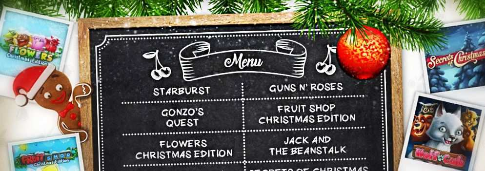 Cherryn joulukalenteri 2017